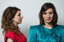 Cariad & Louise by Damian Robertson